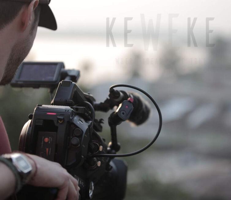 Desarrollo de web  Keweke Films